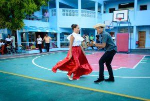Baile típico dominicano
