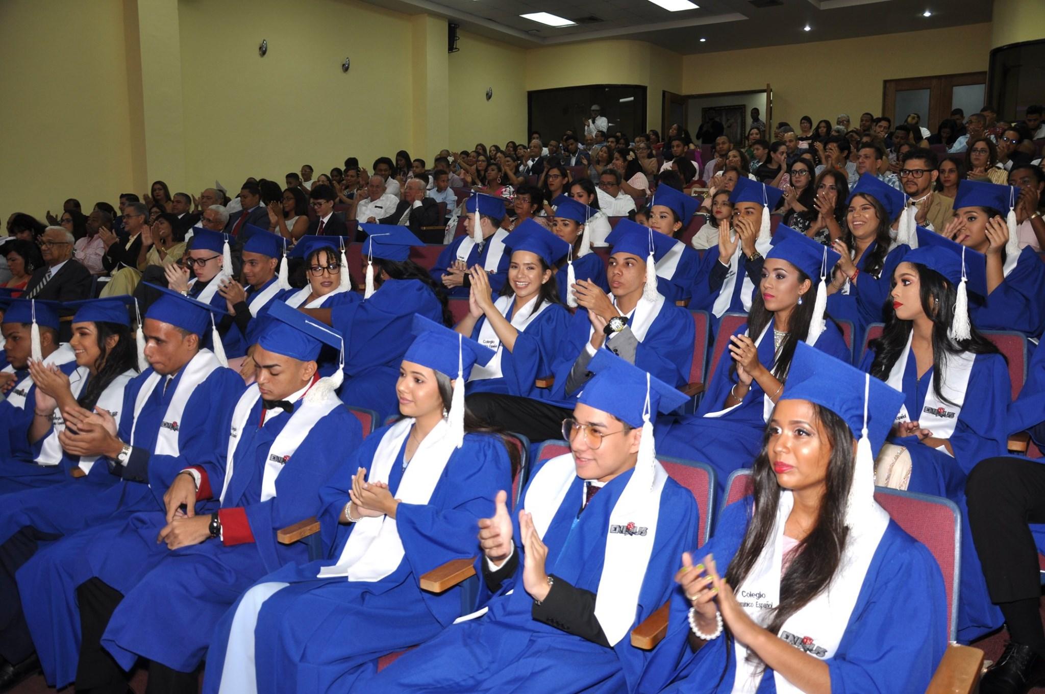Graduación Bachiller Enixus 2019